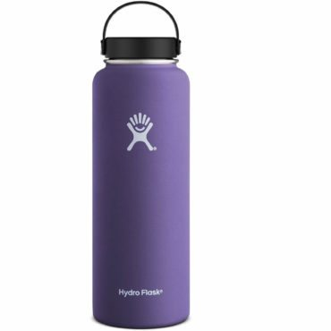 Hydra Flask water bottle, the perfect gift idea for the workout girl on your Christmas list
