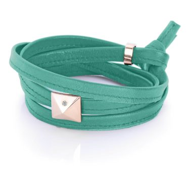 Teal wrap bracelets the perfect jewelry gift idea for friends