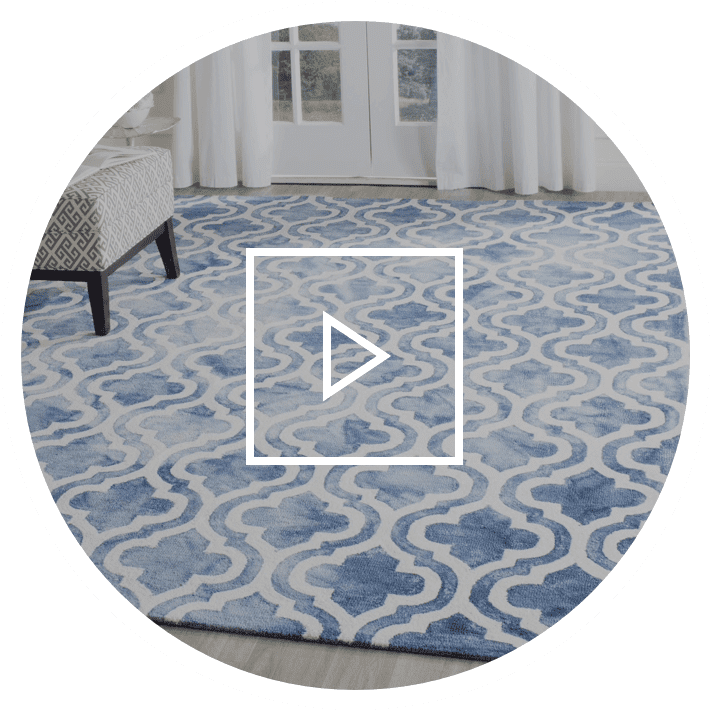A video showing you how to care and clean your wool rug