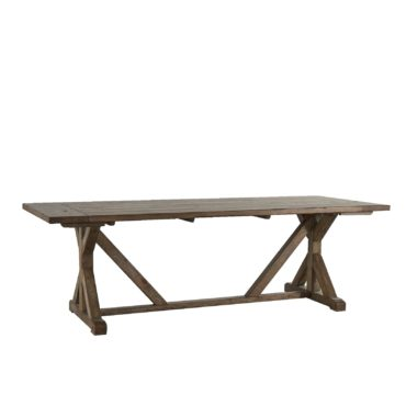 Wood dining table, a type of furniture for your dining room