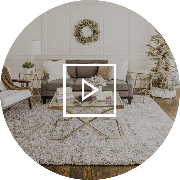 Glam Christmas in 3 Easy Steps YouTube Video Poster frame