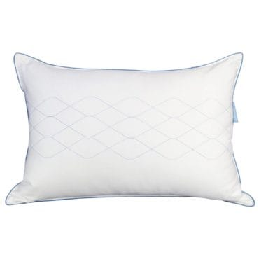 Polyester filled pillow