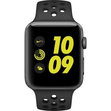 A mens Apple smart watch, a perfect Christmas gift idea