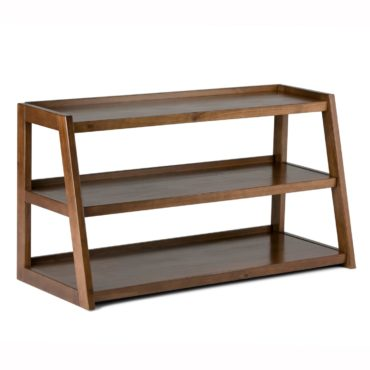 Wood TV stand, a type of furniture for your living room
