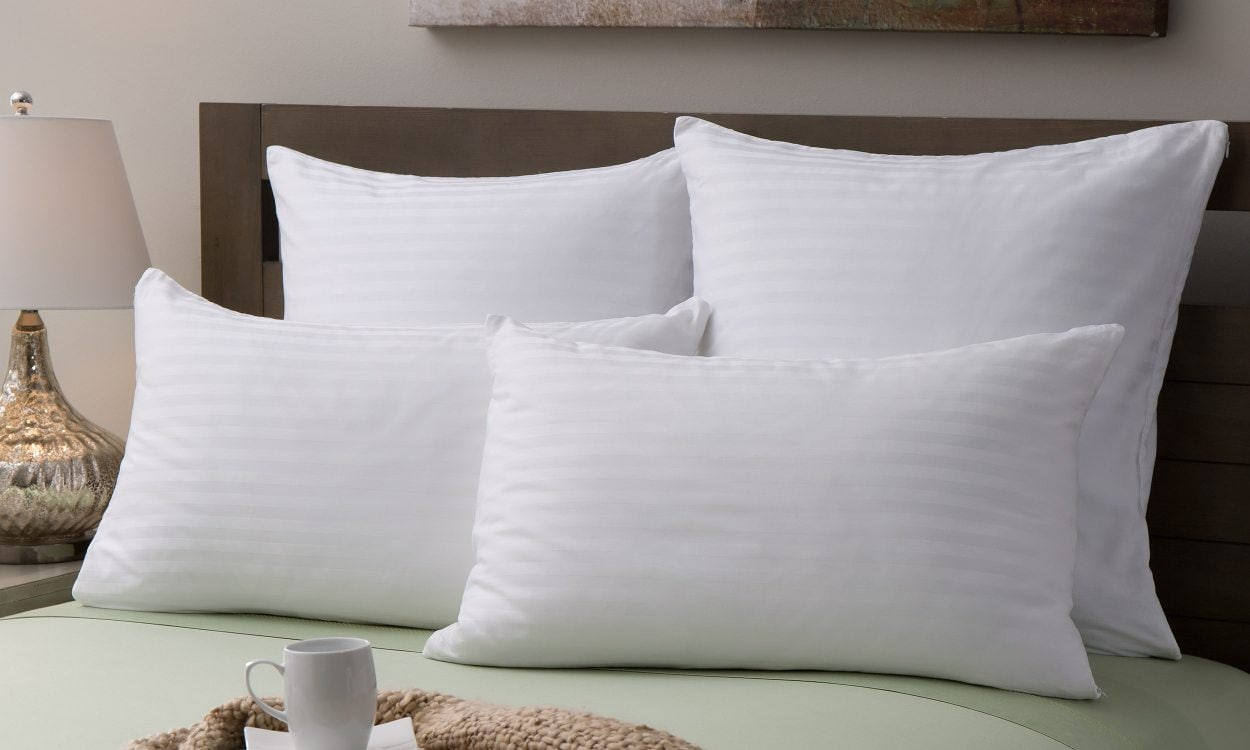 Types of Pillows for Your Bed