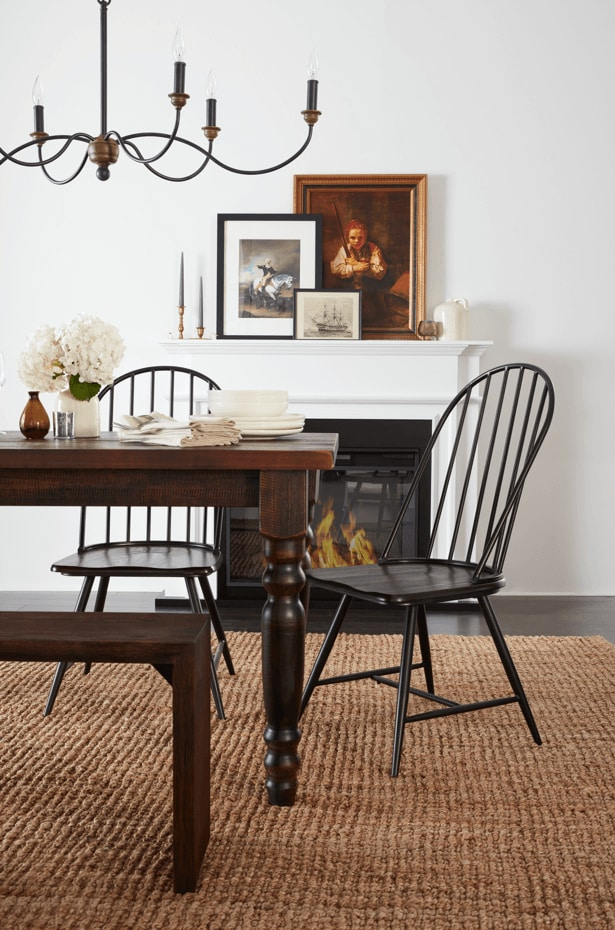New England Style Dining Room chairs