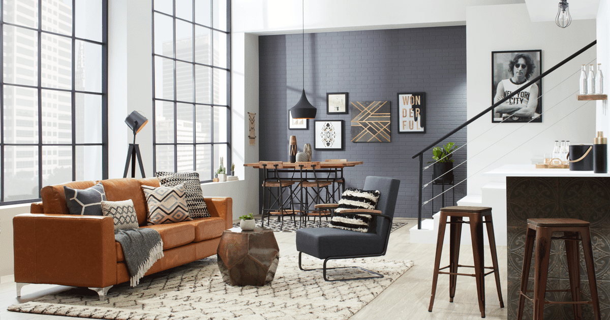 Industrial Loft Decorating Ideas For An Urban Feel Overstockcom