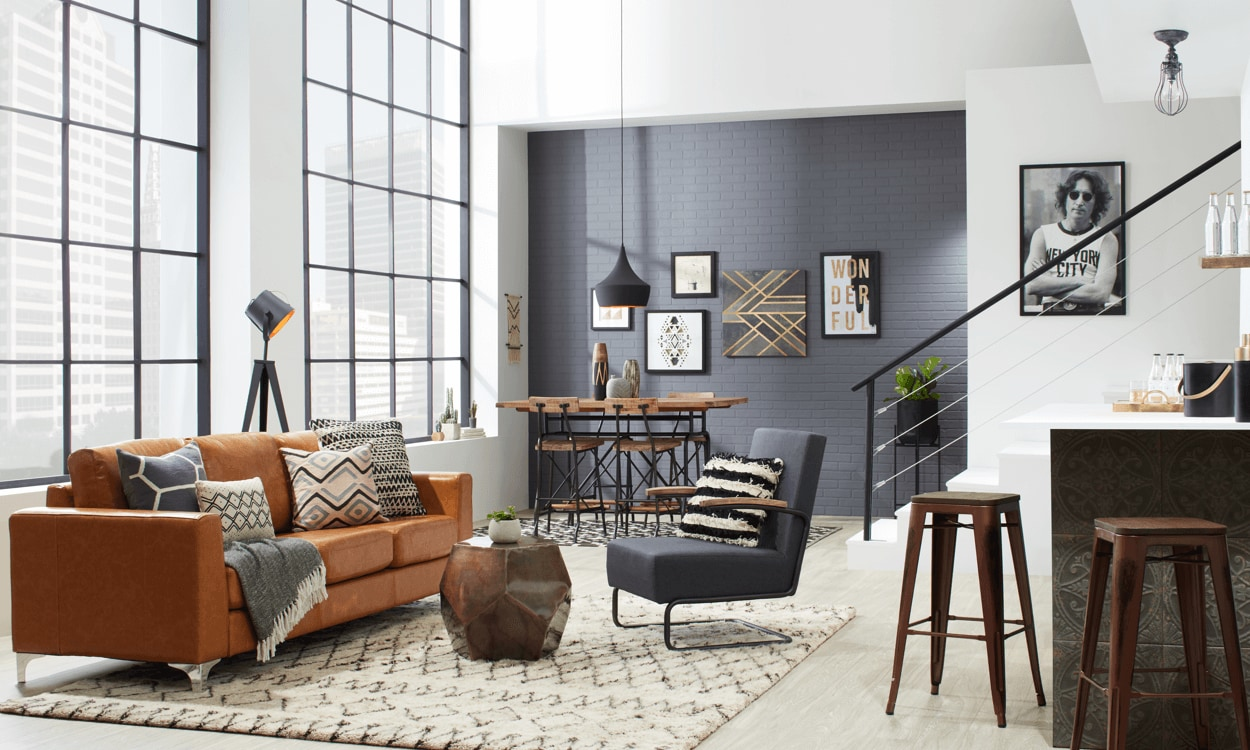 Industrial Loft Decorating Ideas For An Urban Feel