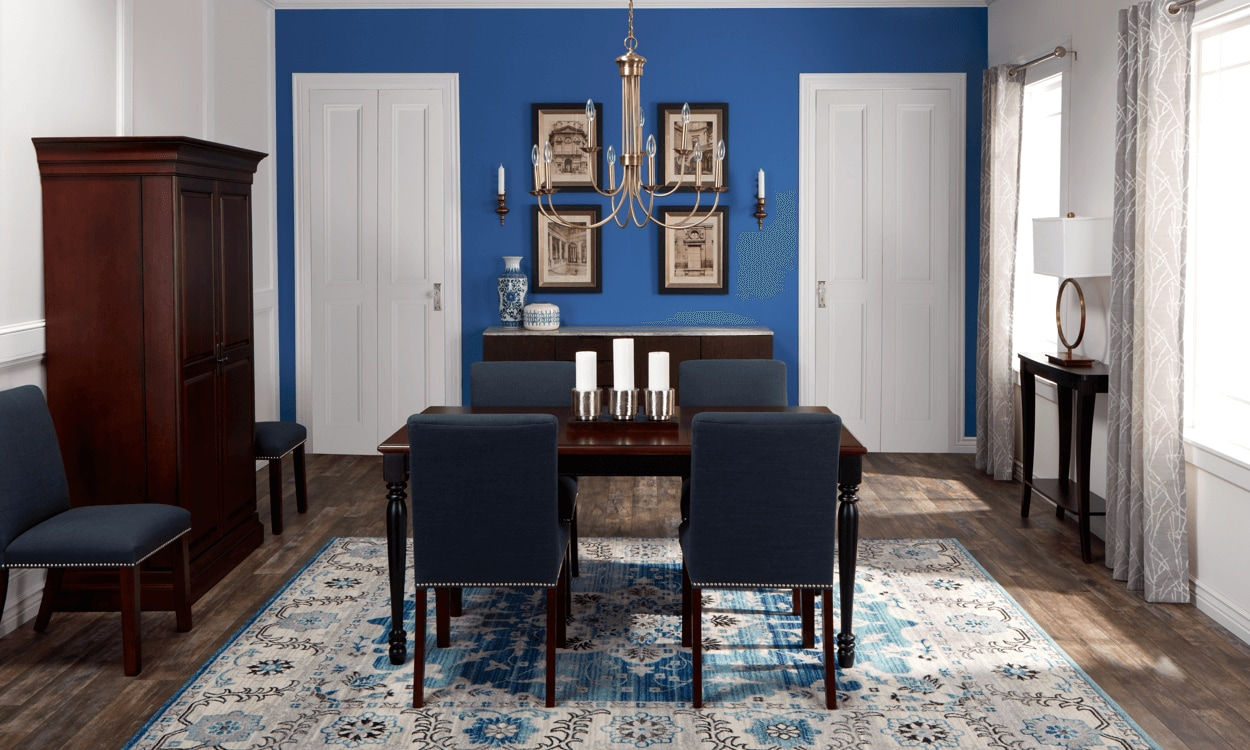 New Traditional Style Dining Room