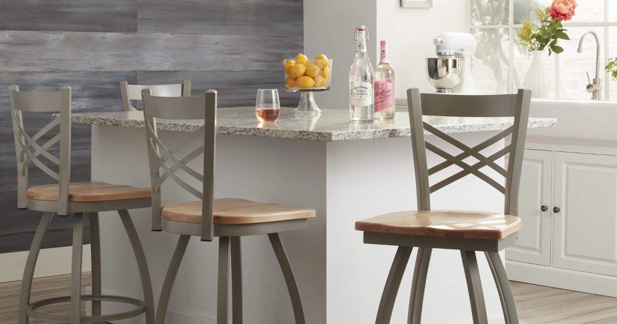 Your Guide to Finding the Perfect Bar Stool Height - Overstock.com 56f7939141