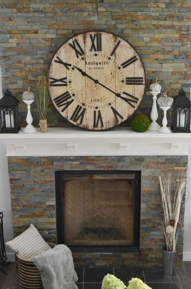 15 Mantel Decor Ideas For Above Your Fireplace Overstockcom