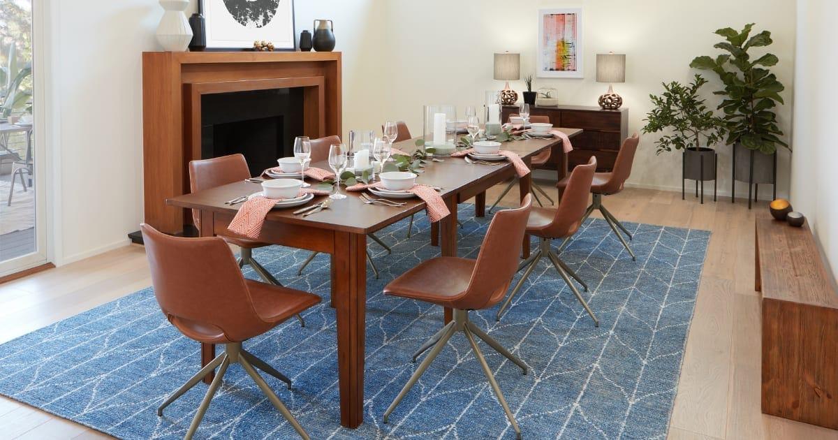 9 Stylish Dining Room Decorating Ideas - Overstock.com