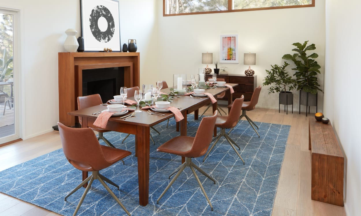 9 Stylish Dining Room Decorating Ideas Overstock Com