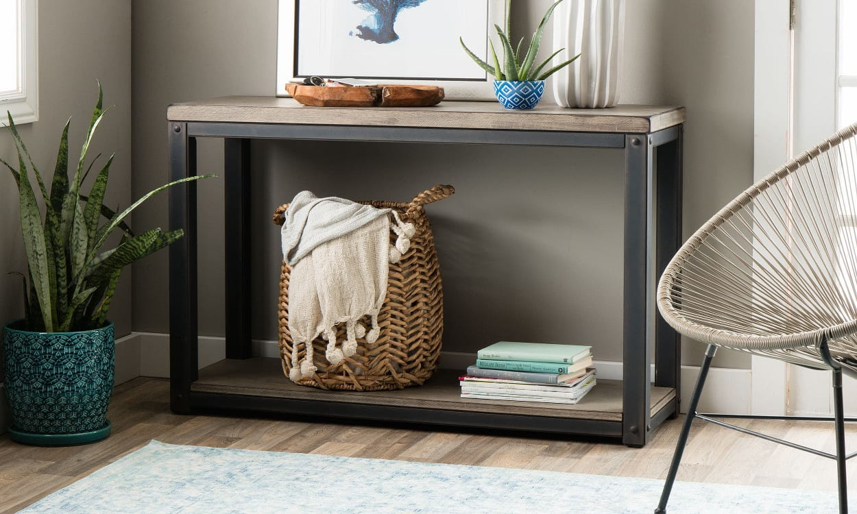Organize your room with style, the fifth step in becoming your own interior designer