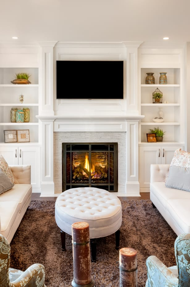 Fantastic 15 Mantel Decor Ideas For Above Your Fireplace Overstock Com Interior Design Ideas Tzicisoteloinfo