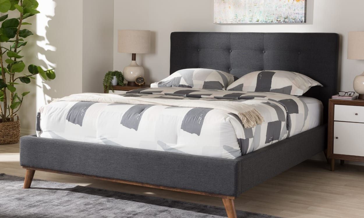 Mid-Century modern style bedroom, the perfect bedroom style for your home