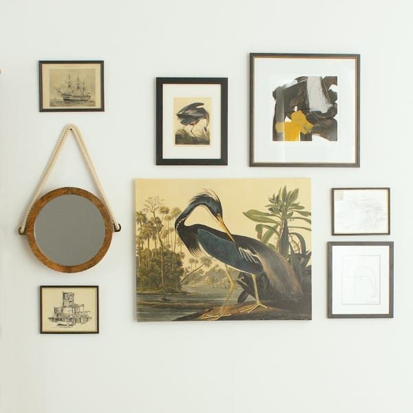 Anchor and Hang Frames
