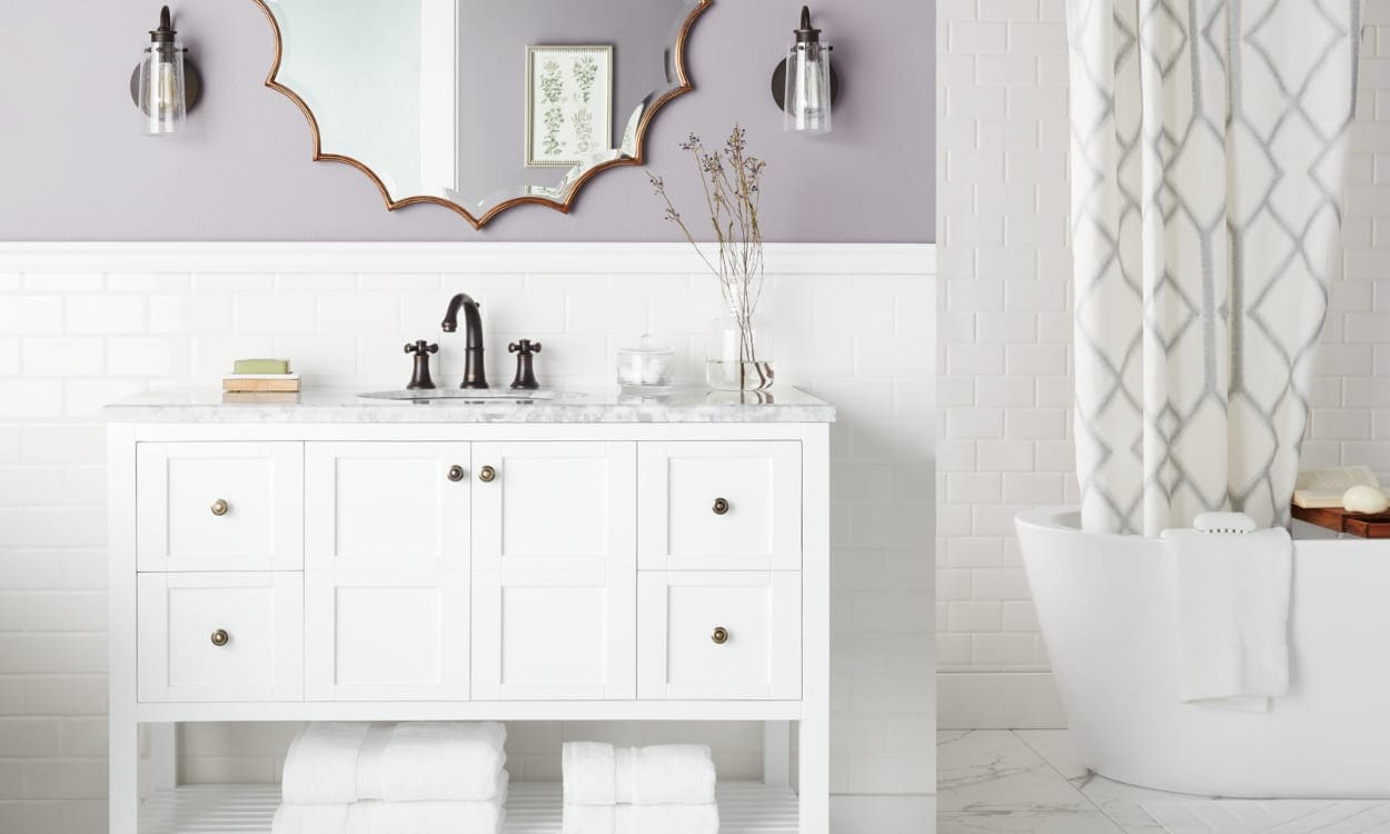 Freshen Up Bathroom, this is a great way to stage your house to sell