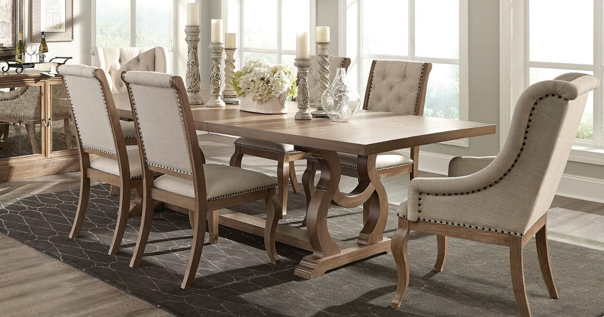 How to Buy the Best Dining Room Table - Overstock.com Tips   Ideas 593f80ccff