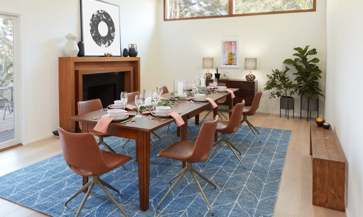 Set Your Dining Table, this is a great tip for staging your home to sell