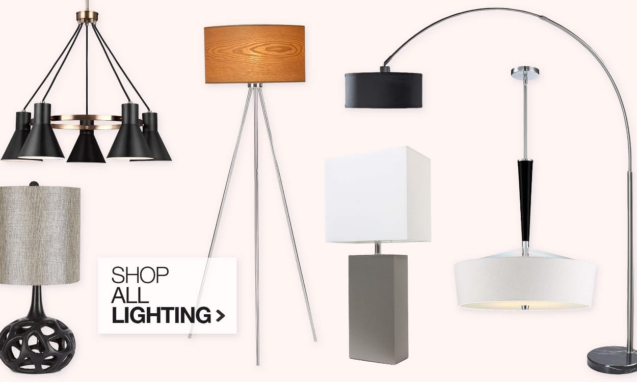 Various Types of Lighting fixtures for your home