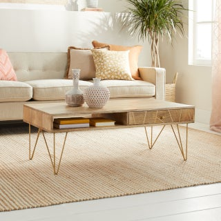 Coffee Table Dimensions And Placement Overstock Com
