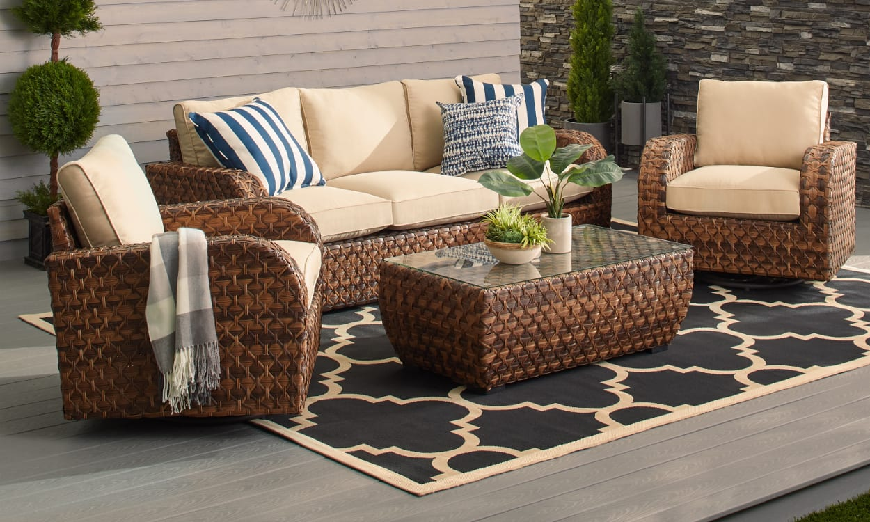 How To Outdoor Furniture That Lasts
