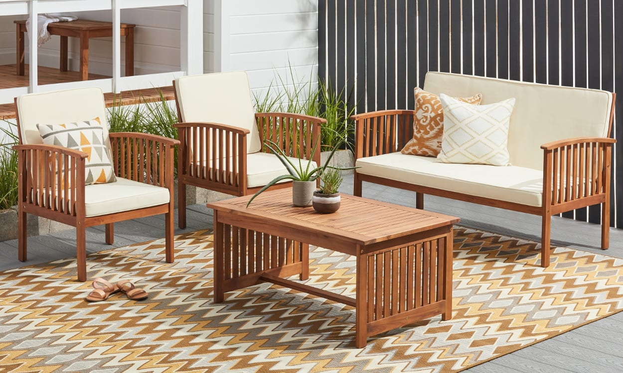 Best Outdoor Furniture For Your Deck