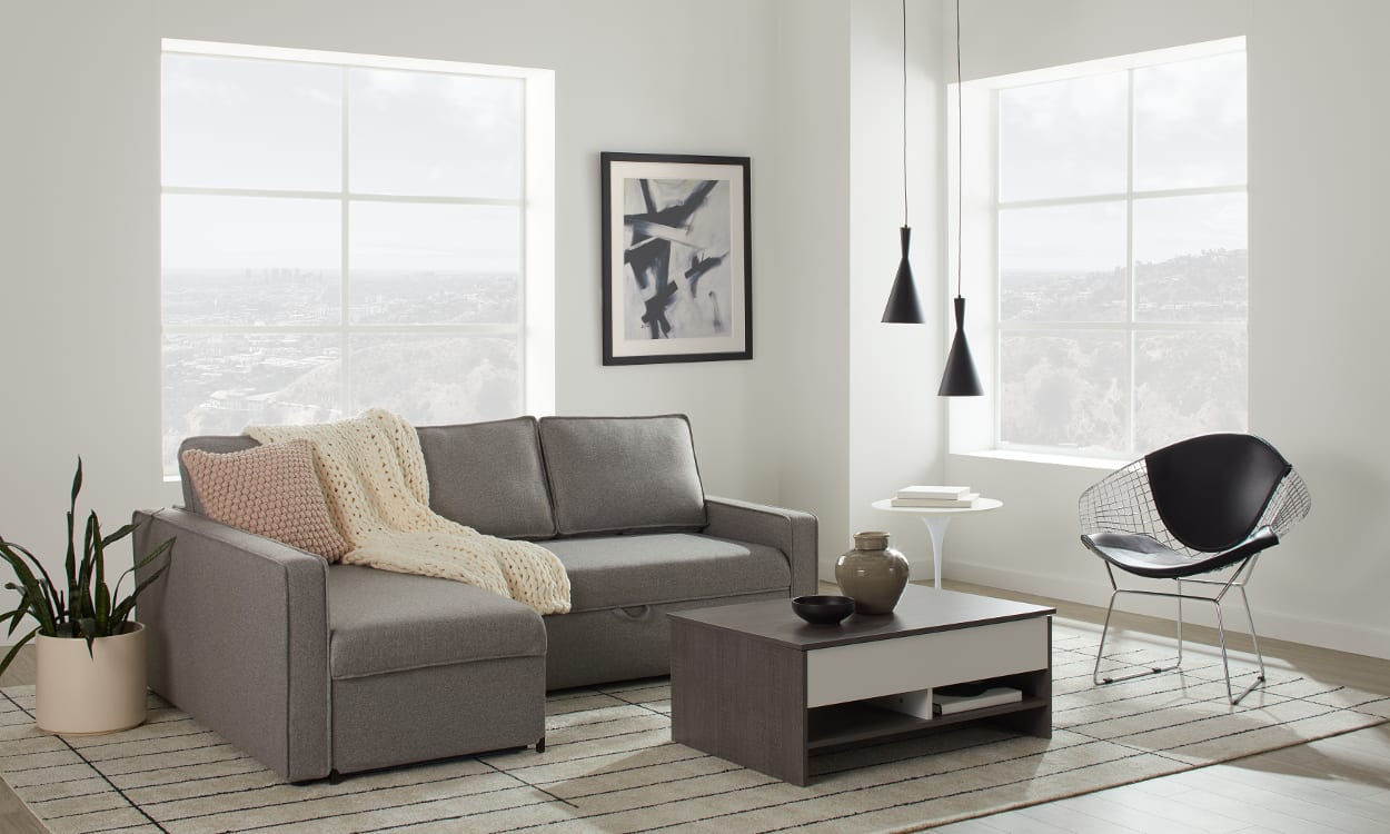 Creating a Minimalist Living Room in 5 Steps