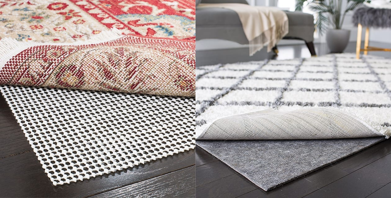 Things you'll need to clean your wool rug, rug pad