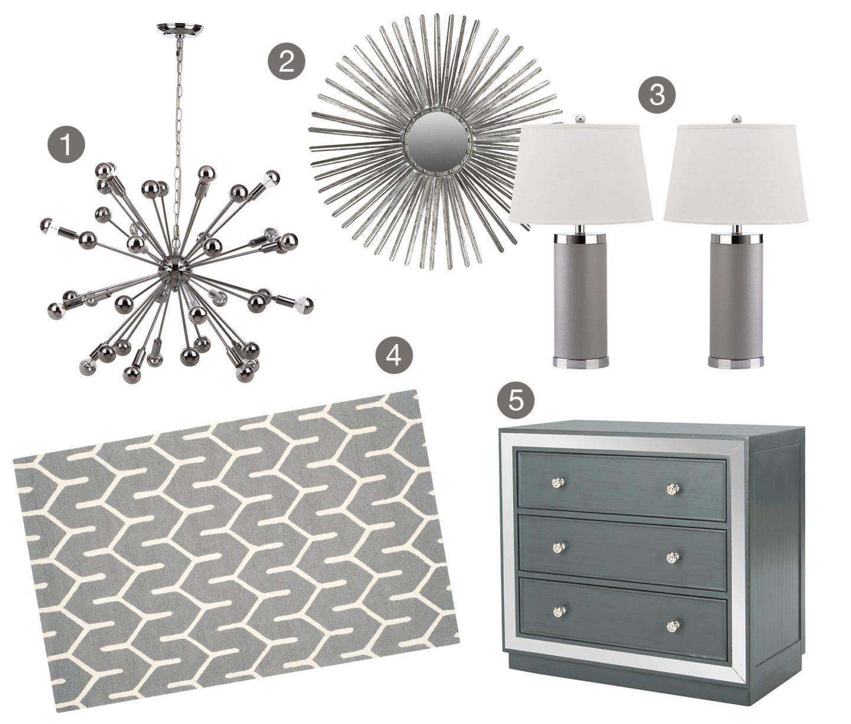 Grey Color Scheme with Neutrals