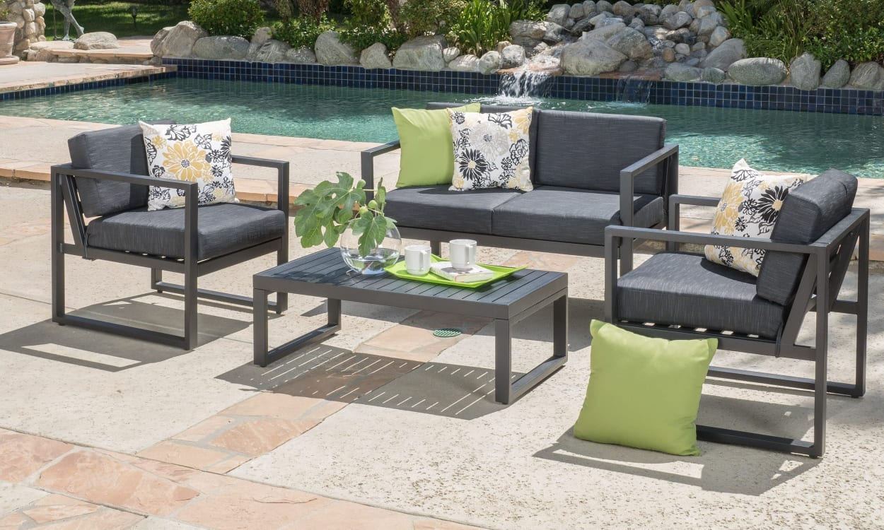 Materials For Your Patio Furniture