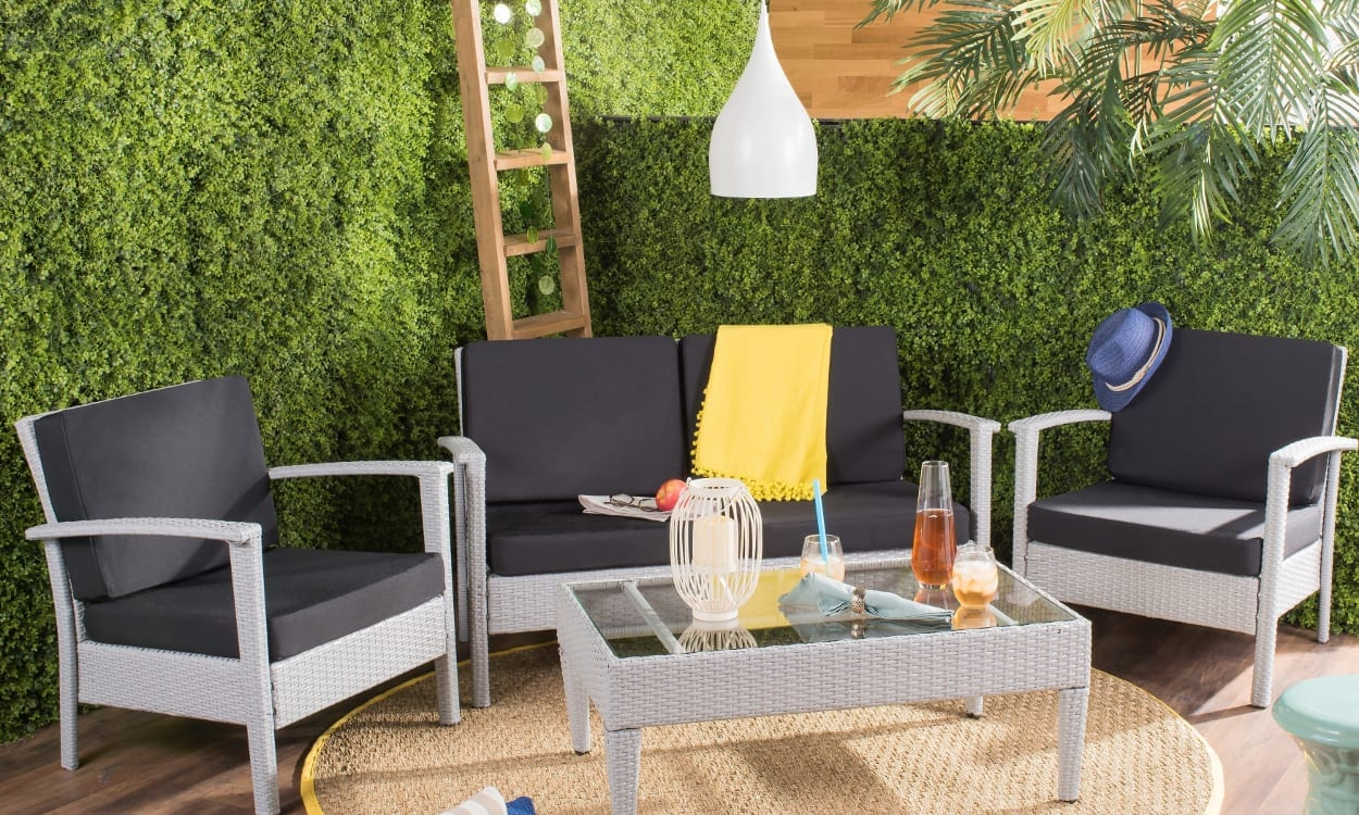 6 Tips For Decorating Small Outdoor Spaces Overstock Com