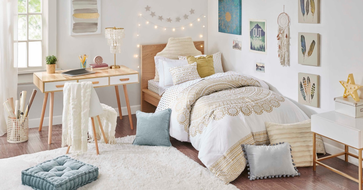 Dorm Decorating Ideas To Match Your Style Personality Overstock Com