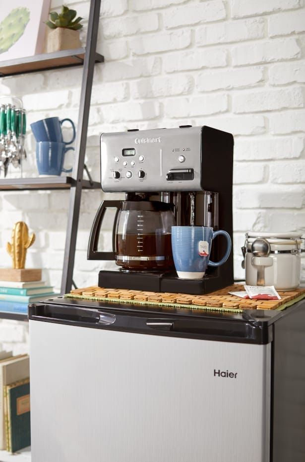 Instead of Buying a Latte Everyday, Try a Home Coffee Station