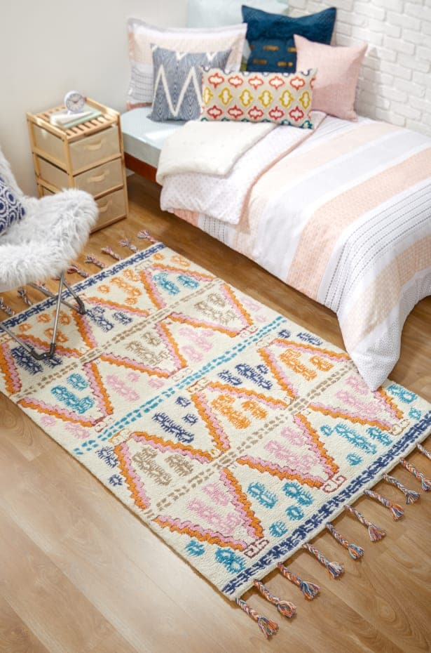 Instead of Sticking to Solids, Try Mixing Patterns