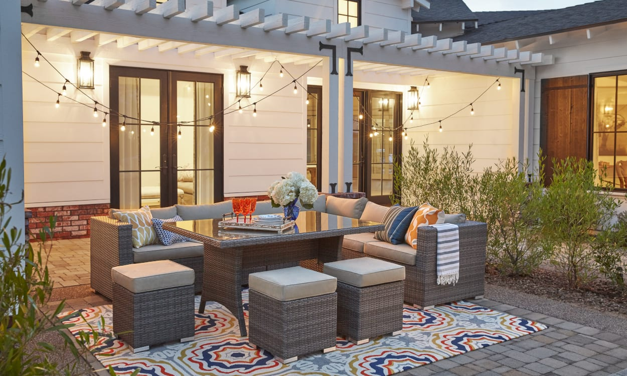 Easy Patio Decorating Ideas For An Endless Summer