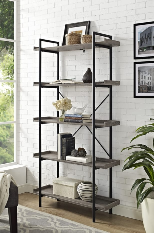 Embrace Open Shelves