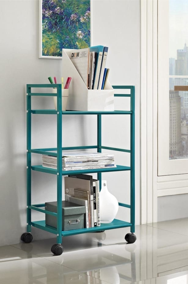 Roll with a Bar Cart