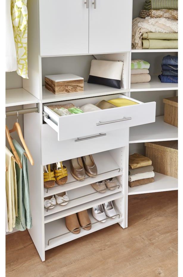 Install a Small Closet System