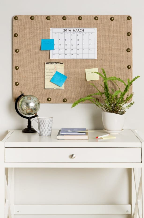 Try a Wall Length Corkboard