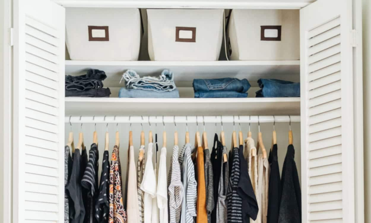 10 Small Closet Organization Ideas That