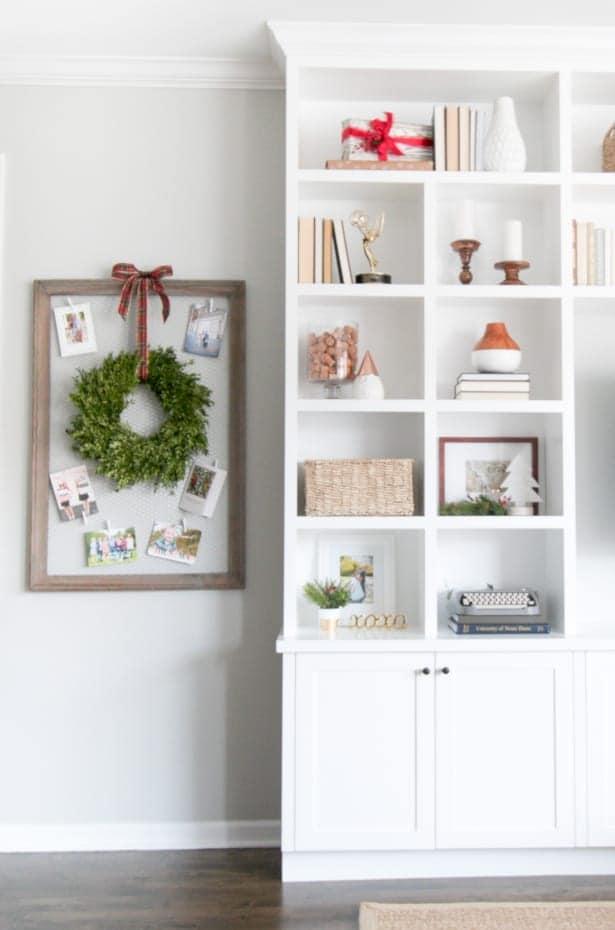 DO Display Christmas Cards