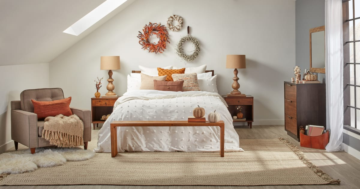 8 Fall Bedroom Ideas For A Cozy Autumn Refresh Overstock Com