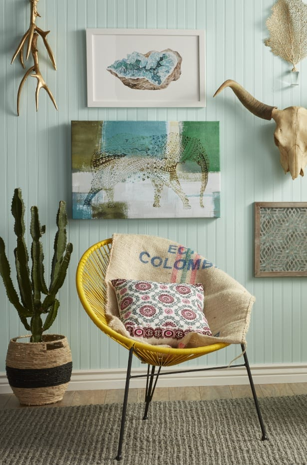 Create an Eclectic Gallery