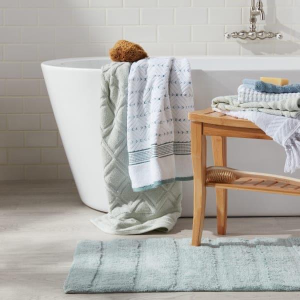 Bath Towels and Bath Mats