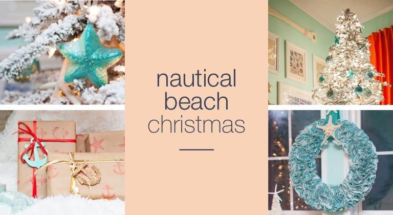 Nautical Beach Christmas
