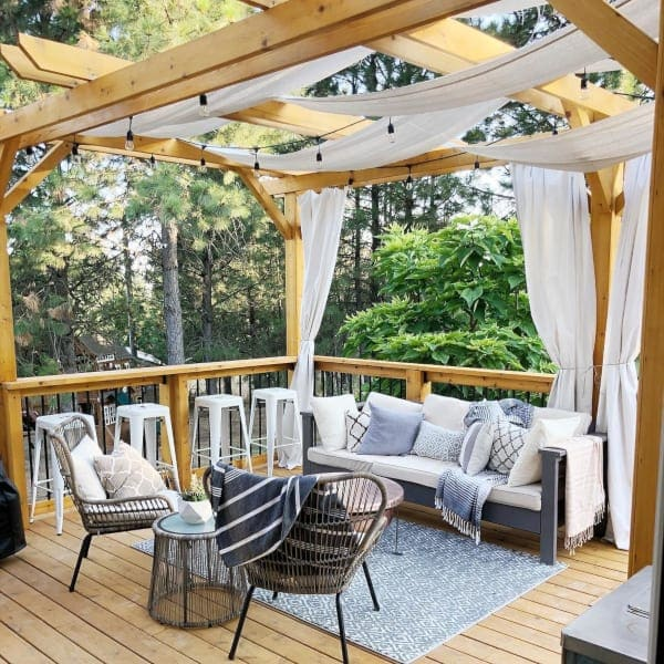 Patio Privacy Ideas 5 Secluded Outdoor Options Overstock Com