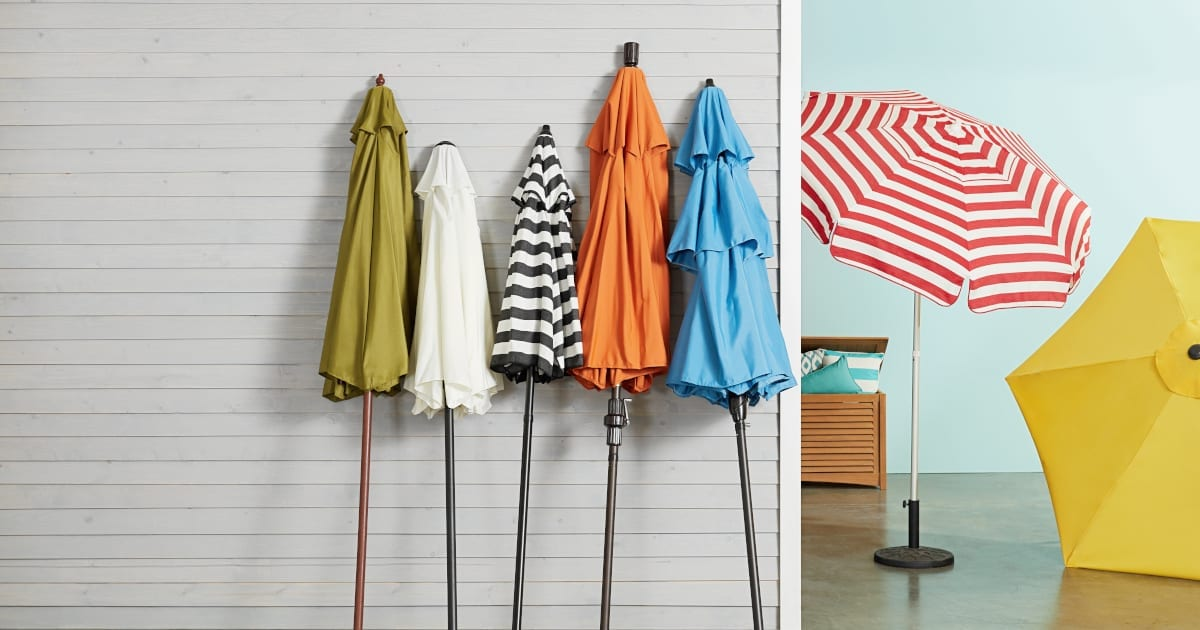 a9f57c8cc6cc5 Choose the Best Patio Umbrella With These Expert Tips | Overstock.com