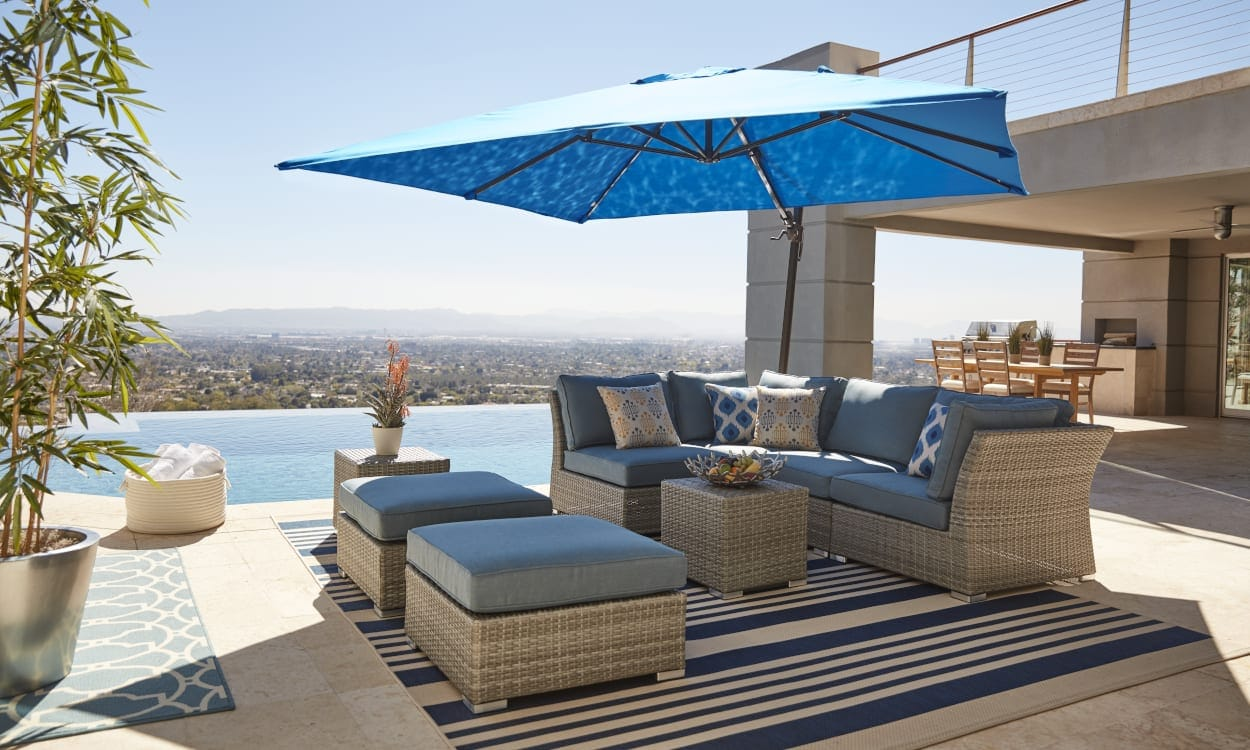 Choose The Best Patio Umbrella With These Expert Tips Overstock Com